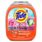Tide Pods With Downy, Liquid Laundry Detergent Pacs, April Fresh