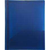 Top Flight Folder, Blue