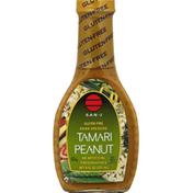 San-J Asian Dressing, Gluten Free, Tamari Peanut