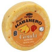 Apple Smoked Cheese Cheese, Gouda, Mango Habanero