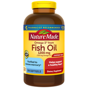 Nature Made One Per Day Fish Oil 1200 mg