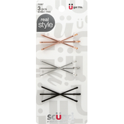Scunci Bobby Pins, Real Style