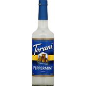 Torani Syrup, Sugar Free, Peppermint