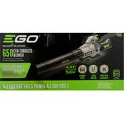 Ego Power+ Blower, Cordless, 650 CFM