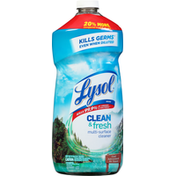 Lysol Multi-Surface Cleaner, Clean & Fresh, Cool Adirondack Air Scent