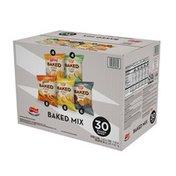 Frito Lay's Baked Mix Cube Snacks