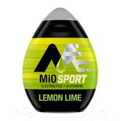 MiO Sport Lemon Lime Liquid Water Enhancer