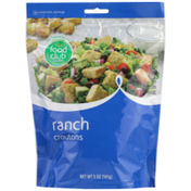 Food Club Ranch Croutons