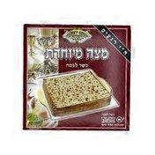 Jerusalem Matzos Kosher for Passover 18 Minute Matzos