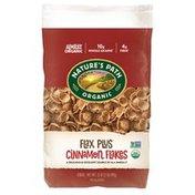 Nature's Path Flax Plus Cinnamon Flakes Cereal