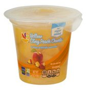 SB Yellow Cling Peach Chunks in Water No Sugar Added