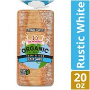 Brownberry Organic Thin-Sliced Rustic White Bread