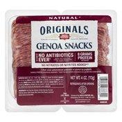 Dietz & Watson Originals Genoa Snacks
