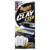 Meguiar's Clay Kit, Smooth Surface