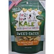 Dogs Love Kale Sweet Tater Dog Treats