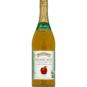KNUDSEN Organic Apple Sparkling Juice Non-Alcoholic