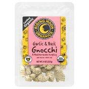 Rising Moon Organics Gnocchi, Garlic & Basil