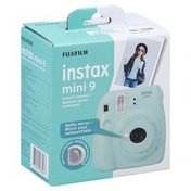 Fujifilm Instant Camera, Mini 9, Ice Blue