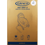 Graco Swing, with Portable Bouncer, LX