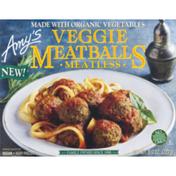 Amy's Kitchen Veggie Meatballs Meatless