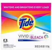 Tide Ultra Vivid White Plus Bright Powder Original Scent Laundry Detergent