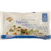 Hannaford Microwave Steam-in-Bag Harvest Vegetable Mix