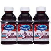 Ocean Spray Cranberry Pomegranate 100% Juice
