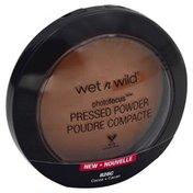 wet n wild PhotoFocus Pressed Powder 828C Cocoa
