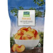 Pacific Coast Peach Slices, Organic