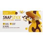 Power Crunch Protein Snack, Kids, Peanut Butter Honey