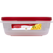 Rubbermaid Container + Lid, 9 Cups