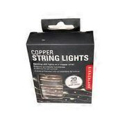 Kikkerland String Lights