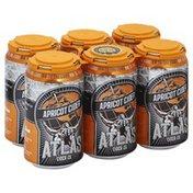 Atlas Cider Cider, Apricot