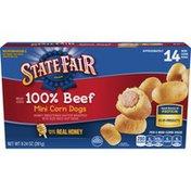 State Fair Beef Mini Corn Dogs, Frozen