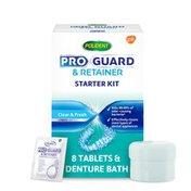 Polident ProGuard & Retainer Cleaner Kit, ProGuard & Retainer Cleaner Kit