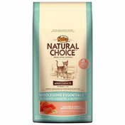 NUTRO Natural Choice Wholesome Essentials Salmon & Whole Brown Rice Adult Cat Food