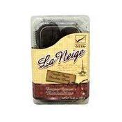 La Neige Vanilla Flavor Chocolate Glazed Kosher Marshmallows