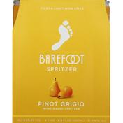 Barefoot Spritzer, Pinot Grigio