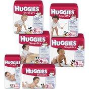 Huggies Size 5 Snug & Dry Baby Diapers