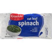 Krasdale Spinach, Cut Leaf