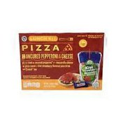 Park Street Deli Pepperoni & Cheese Pizza Lunch Kit With Drink