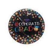 "Amscan 9"" Awesome Me Graduation Plate"