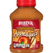 Stater Bros. Markets Applesauce, Cinnamon