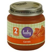 Baby Basics Baby Food, 2, Carrots, 6 Months +