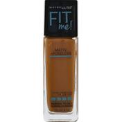Maybelline Foundation, Matte + Poreless, Coconut 355