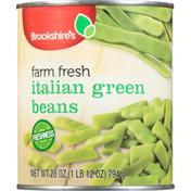 Brookshire's Green Beans, Italian
