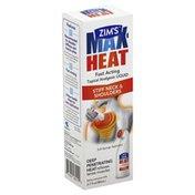 Zims Max Heat, Topical Analgestic, Liquid