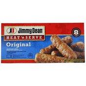 Jimmy Dean Heat 'N Serve Regular Sausage Links, 8 Count