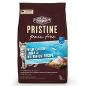 Castor & Pollux Natural Petworks Pristine Grain Free Natural Dry Food For Cats With Added Vitamins & Minerals
