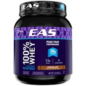 EAS Whey Protein Powder Chocolate Powder Canister